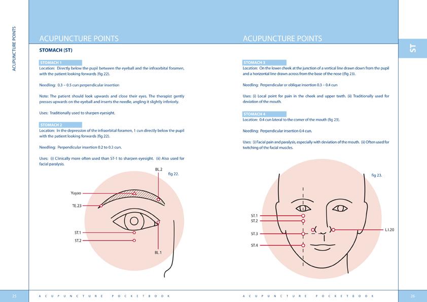 Acupuncture pocketbook by Chris Norris - Norris Health