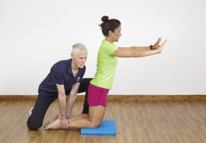 Nordic Hamstring Exercise (NHE)