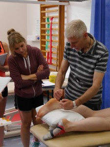 training courses physiotherapy