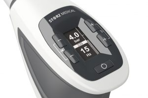 shockwave therapy dial