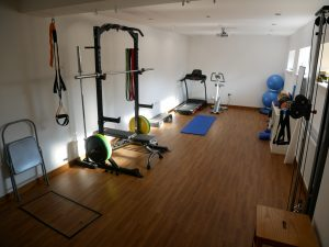Norris Health gym for clinical personal training
