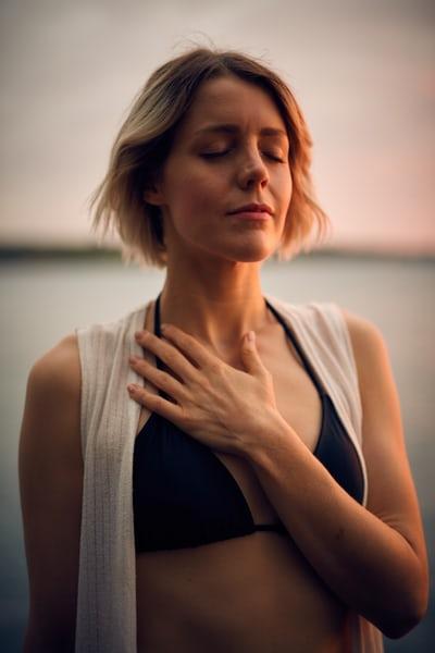Yoga breathing exercises – Pranayama