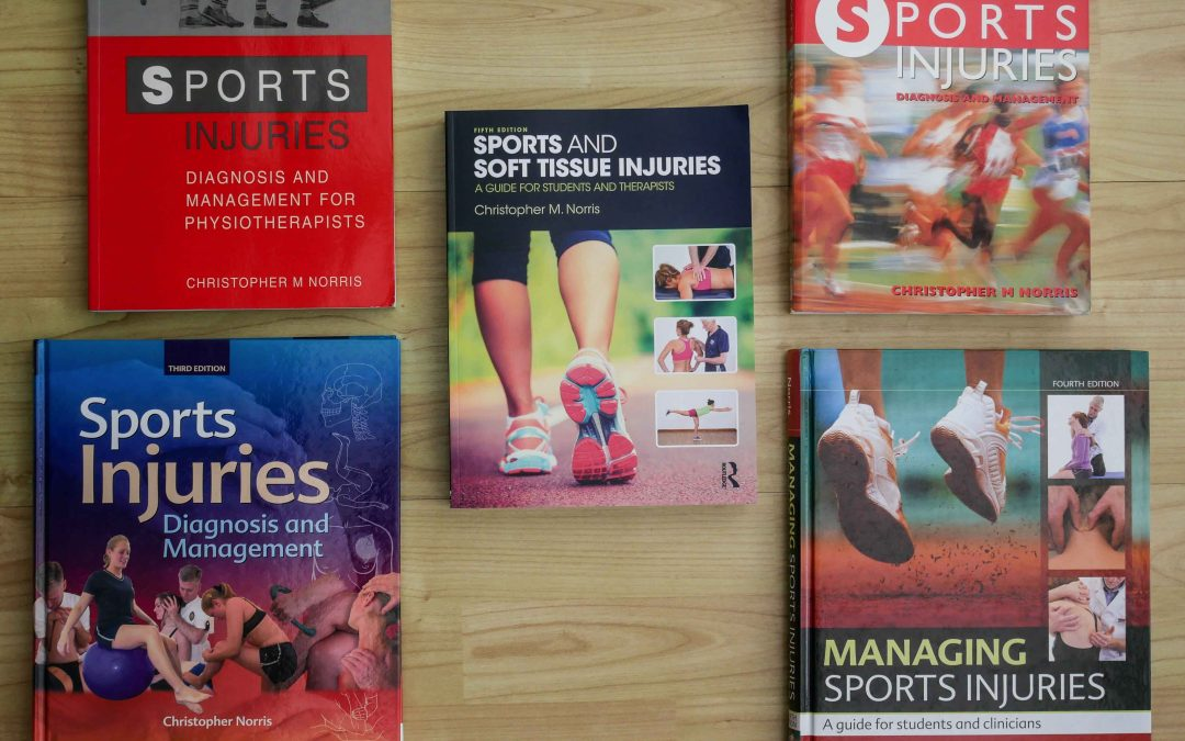 Sports Injuries – the book and its history